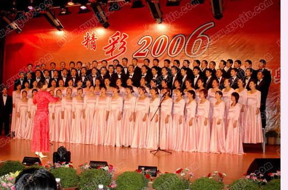大合唱04-北京西蔓今典演出服公司图片